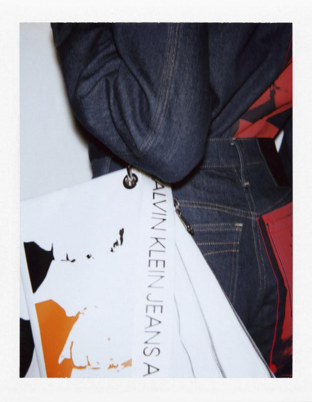 Calvin Klein Colaboración