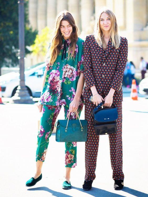 pijama style