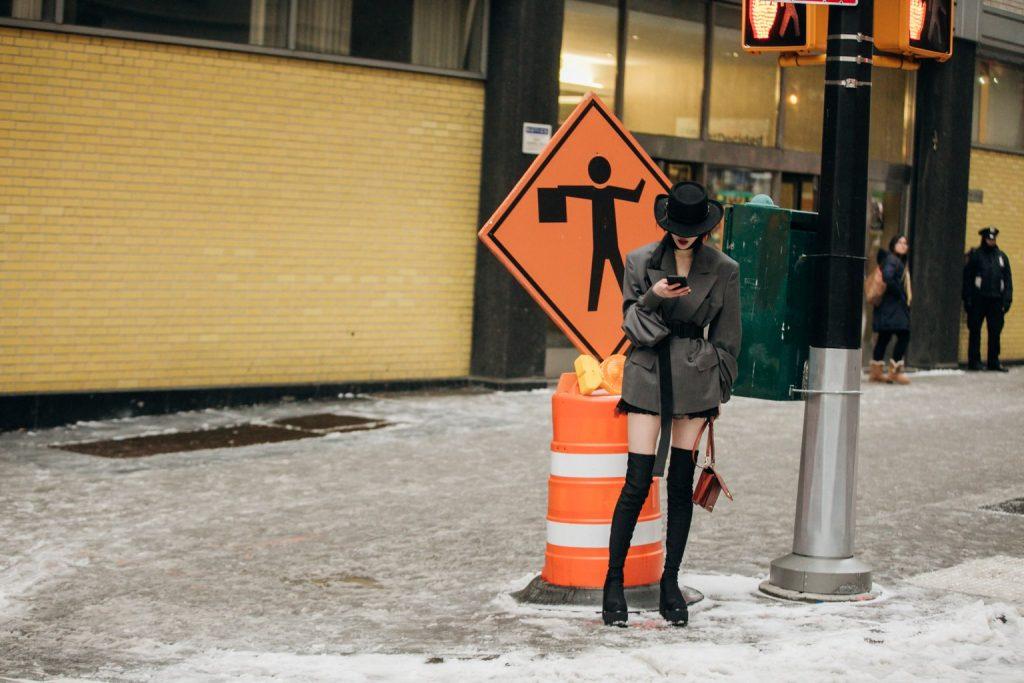 semana de la moda de New York