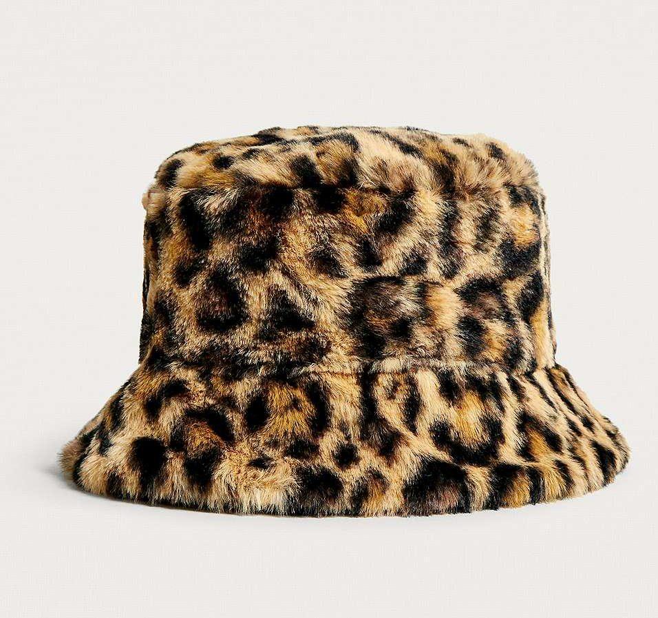 Bucket Hat de pelo