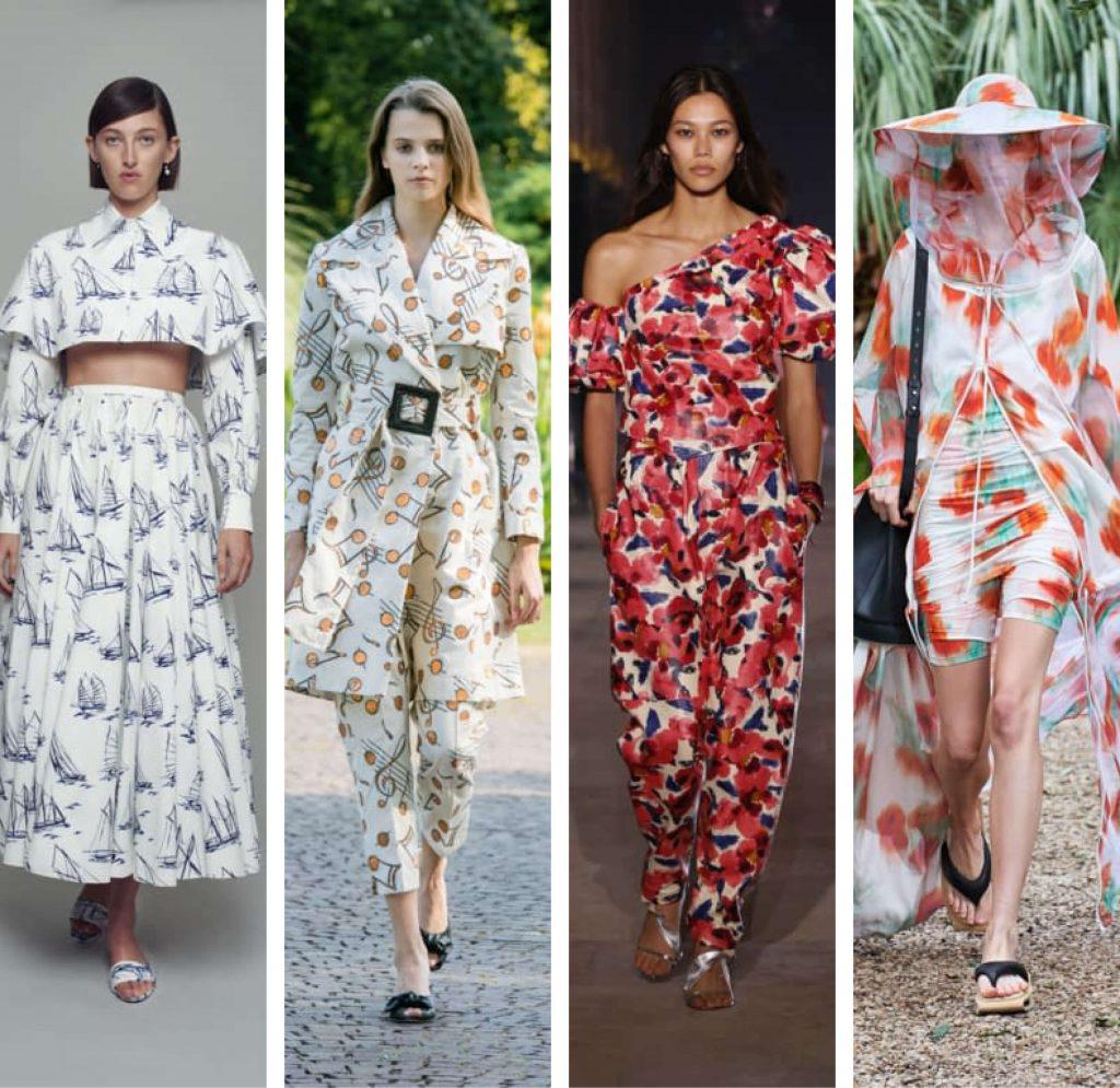 tendencias de primavera/verano